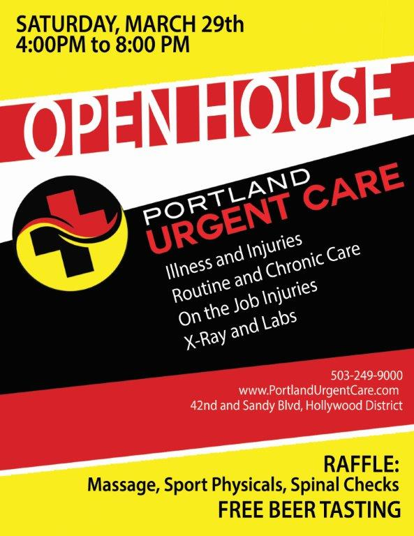Urgent Care Open House