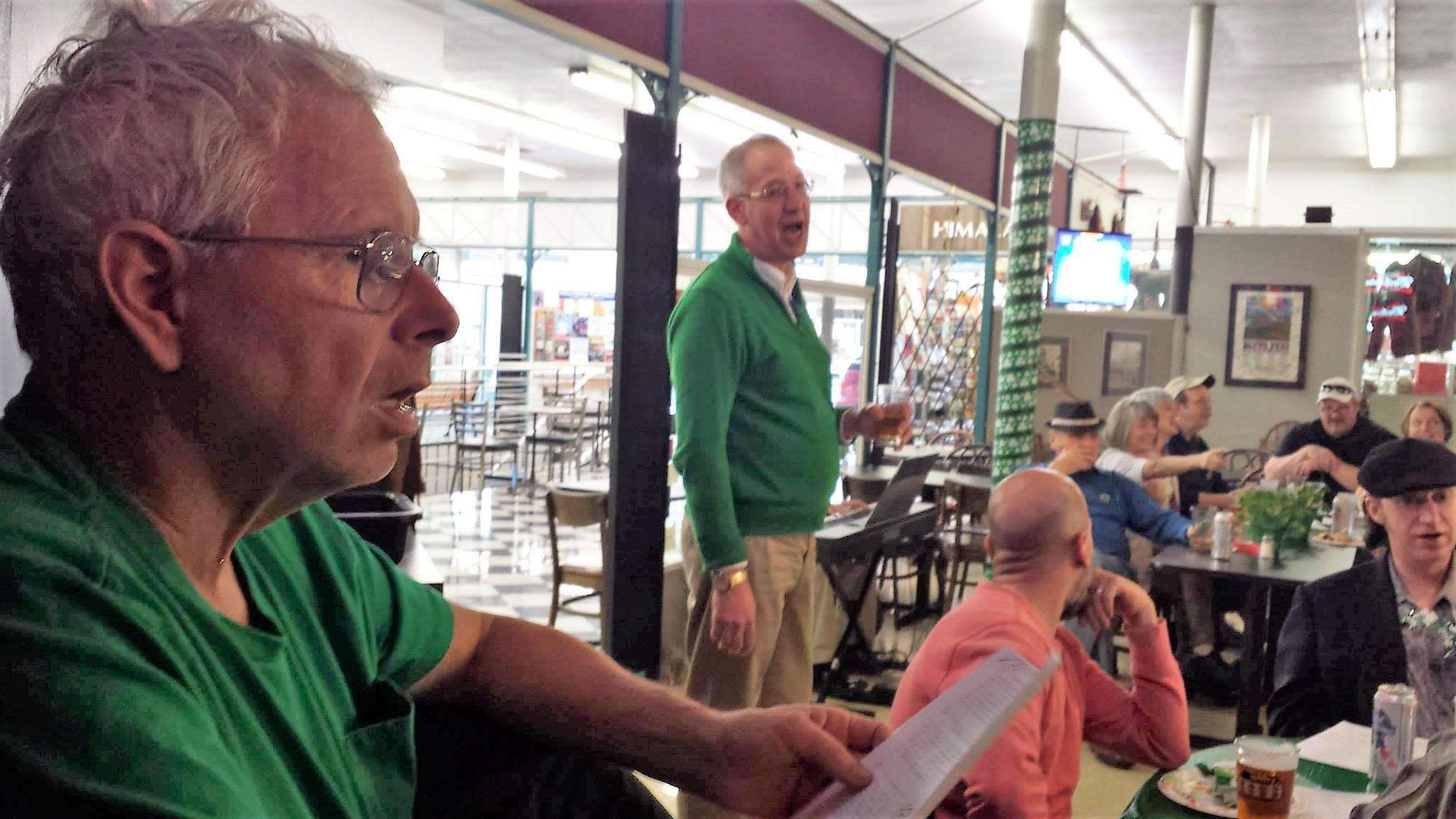 2015 coach steve singing