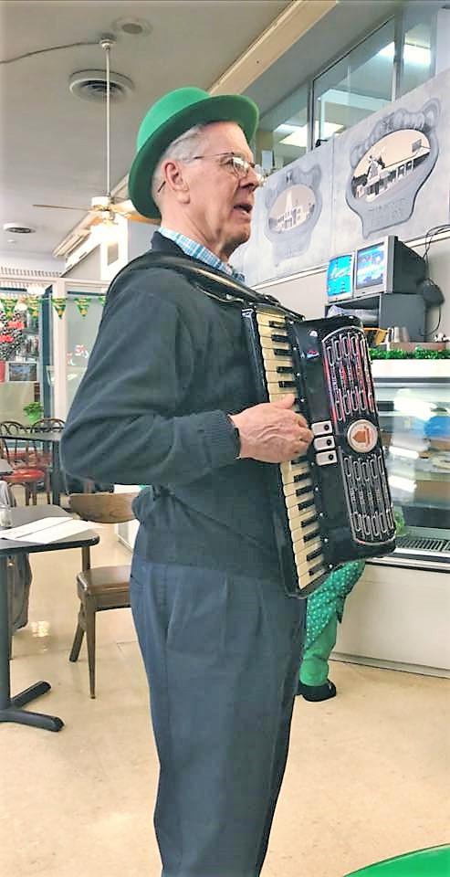 2018 accordian