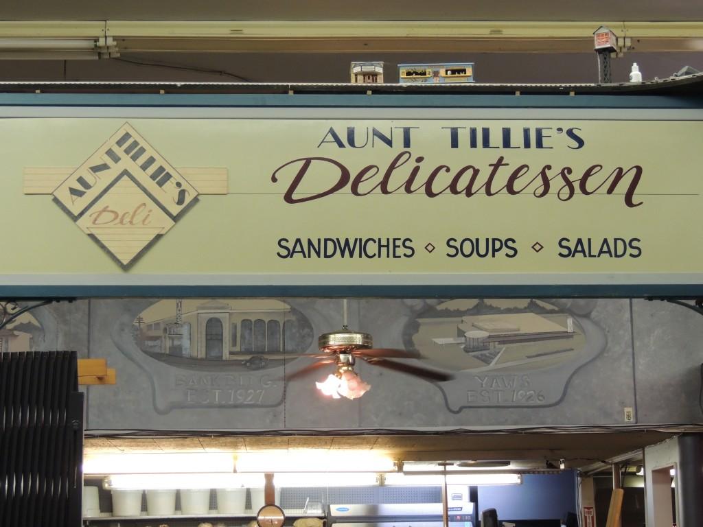 Aunt Tillie's Deli